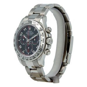 Rolex Daytona 116509 Reloj automático con zafiro de acero y oro blanco de 40 mm