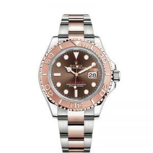 Rolex Yacht-Master M126621 Replica Reloj para hombre de 40 mm color chocolate